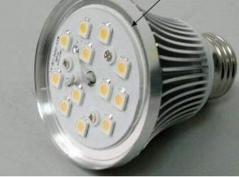 LED灯泡用导热硅胶片